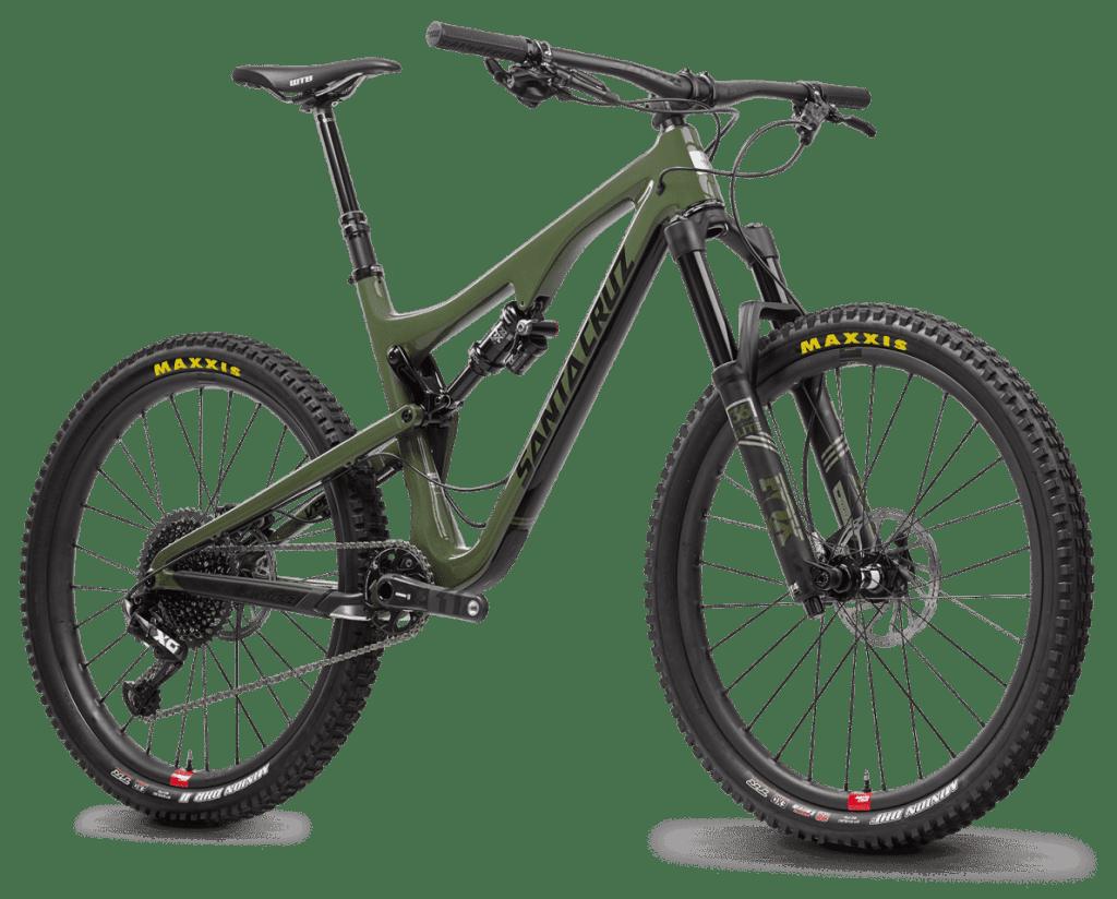 Santa Cruz Bronson Frame Review