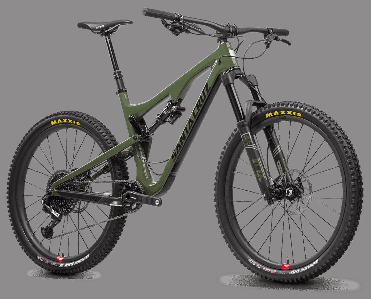 Santa Cruz Bronson Mountain Bike Review - BikesReviewed.com