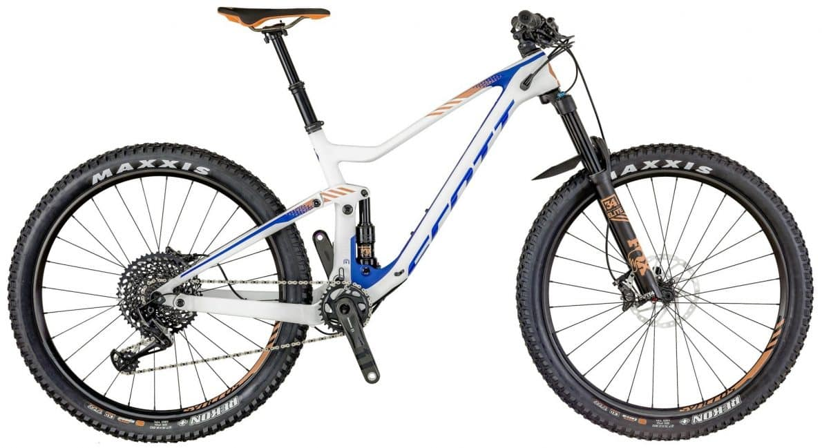 Scott Contessa Mountain Review