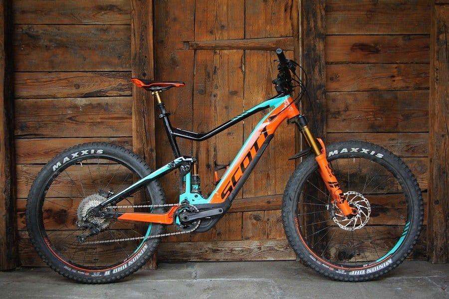 Scott E-Spark 700 Mountain Bike Review