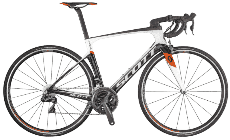 Scott Foil 10 Road Bike Review