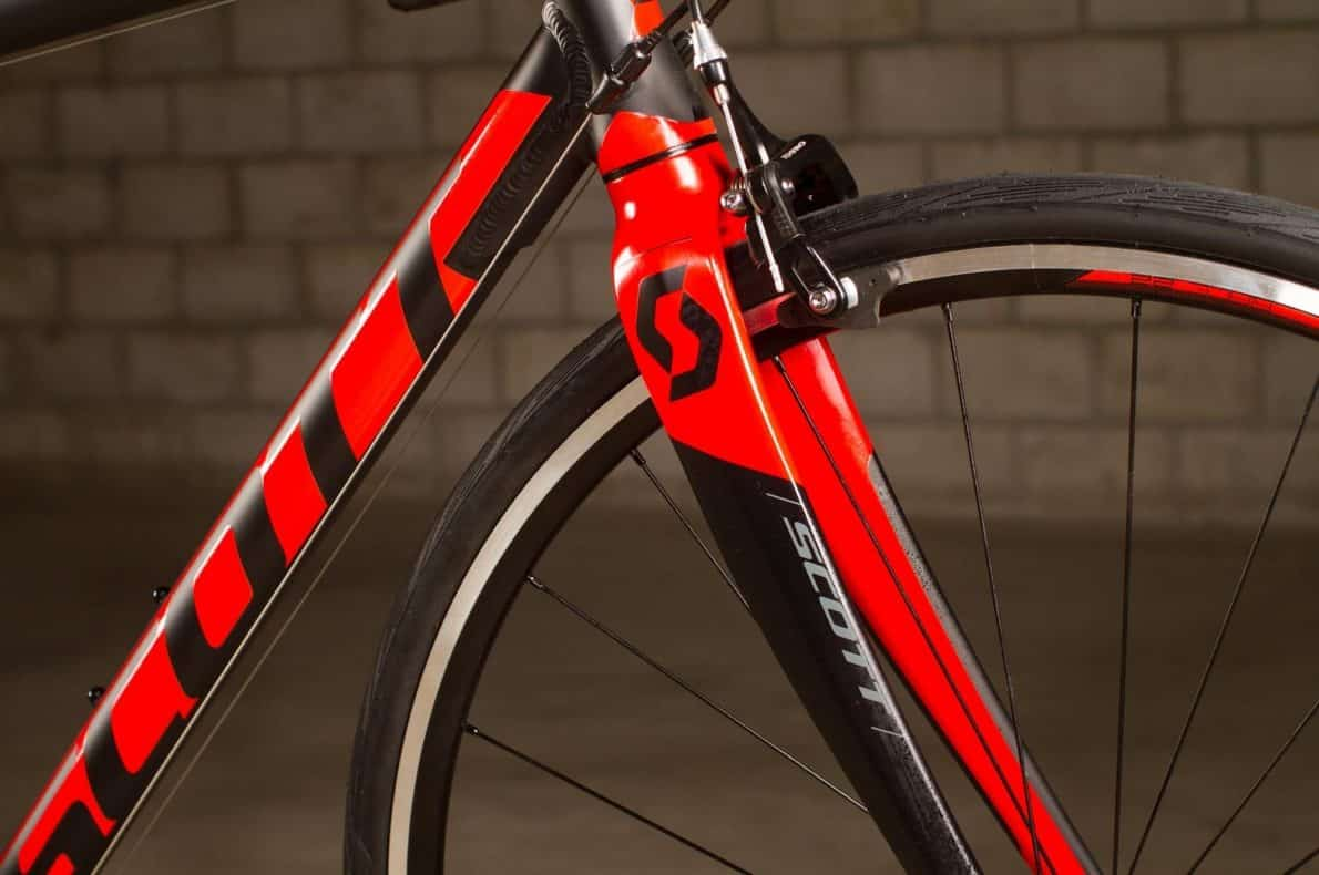 Scott Speedster 50 Road Bike Review 1