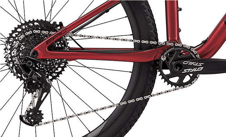 SPECIALIZED EPIC Gears