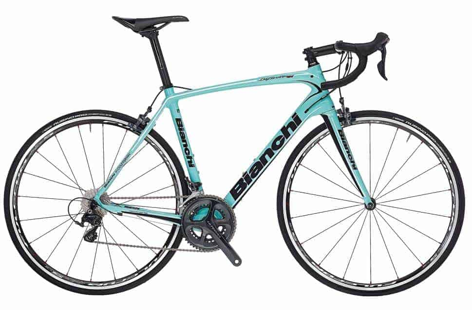 Bianchi Infinito CV Road Bike Review