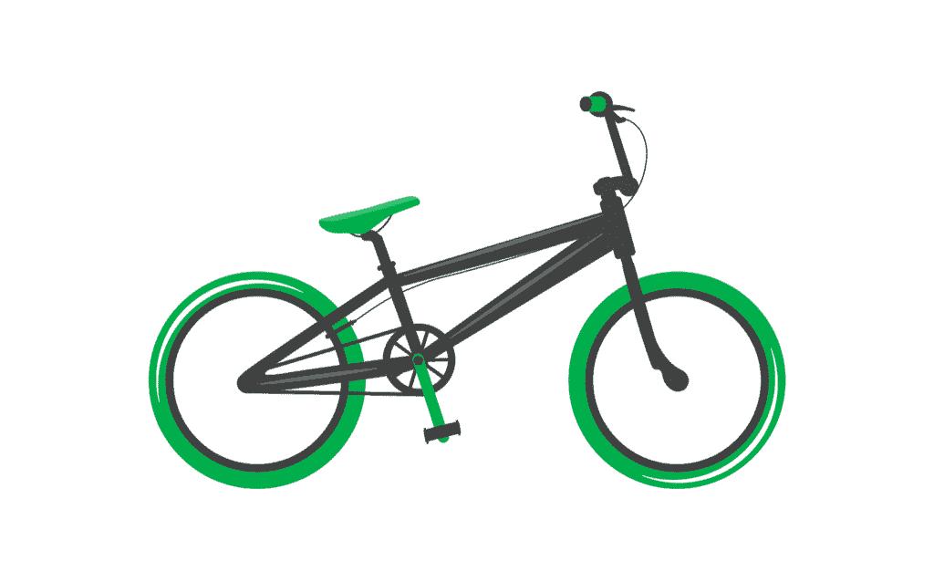 bmx bike size calculator