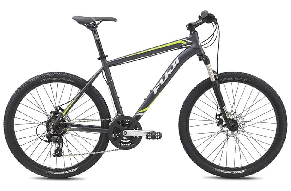 Fuji Nevada 19 Mountain Bike Review