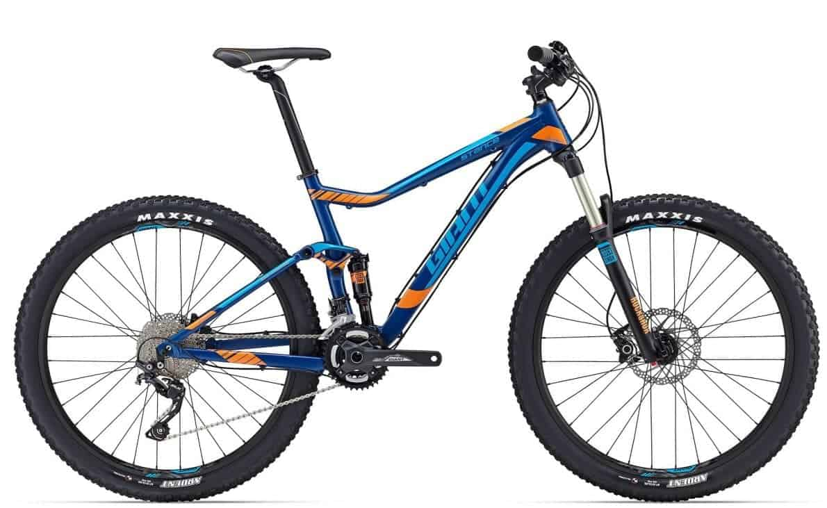 Giant Stance 1 Mountain Bike Review