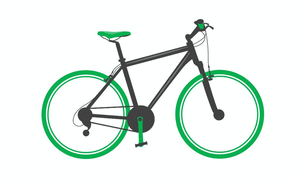 hybrid bike size calculator