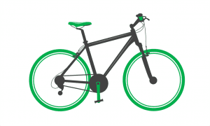 hybrid bike size calculator