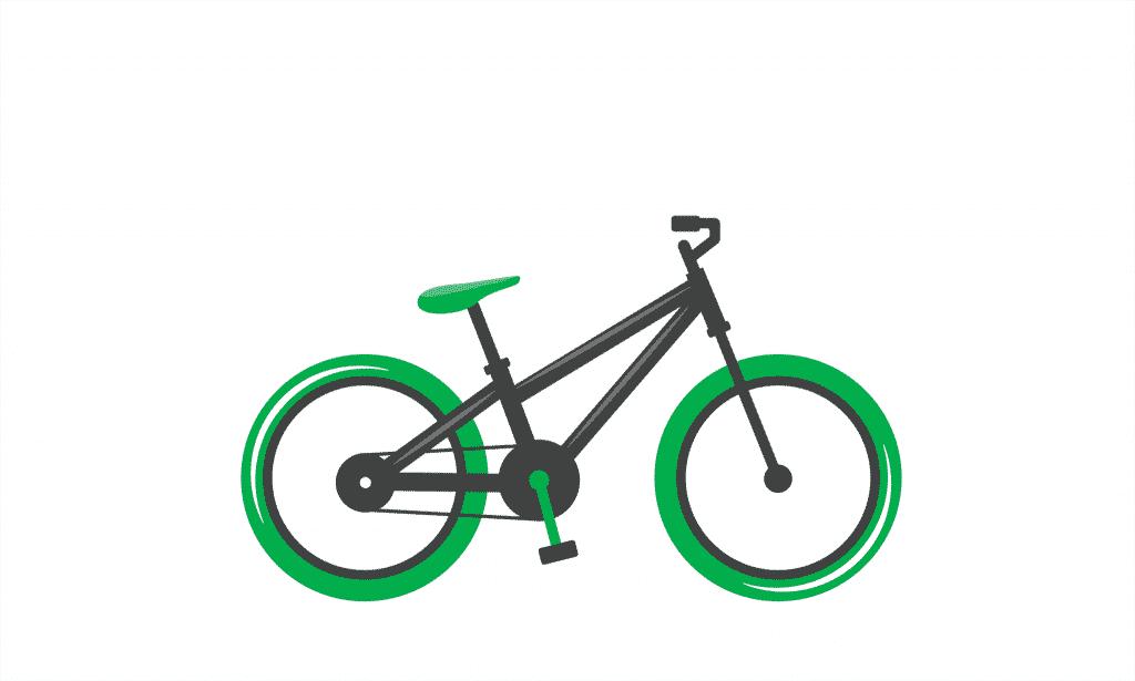 Kids bike size calculator
