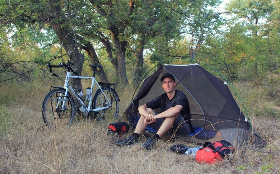 Everything You Need To Know About Bicycle Camping