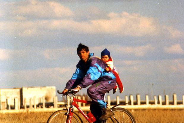"""Bike Child Backpack """"Secure"""""""
