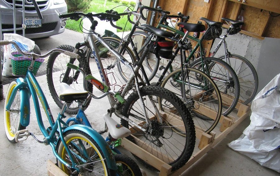 Exploring Your Options For Creating A DIY Bike Rack