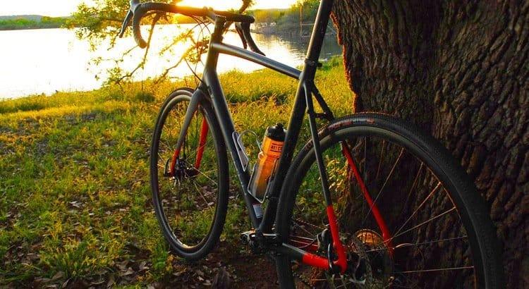Hybrid Bike for Camping