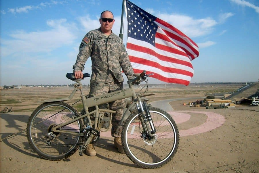 The Role Of The Military Bicycle In Peace And War
