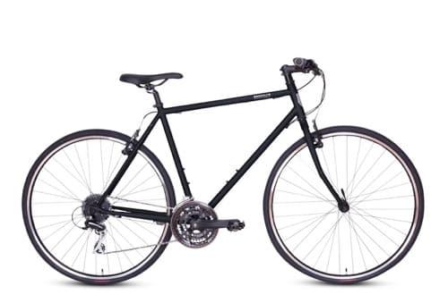 Roebling hybrid bike