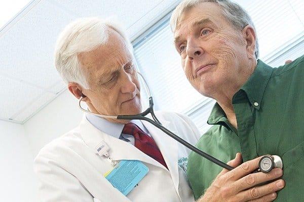 Senior Heart Checking