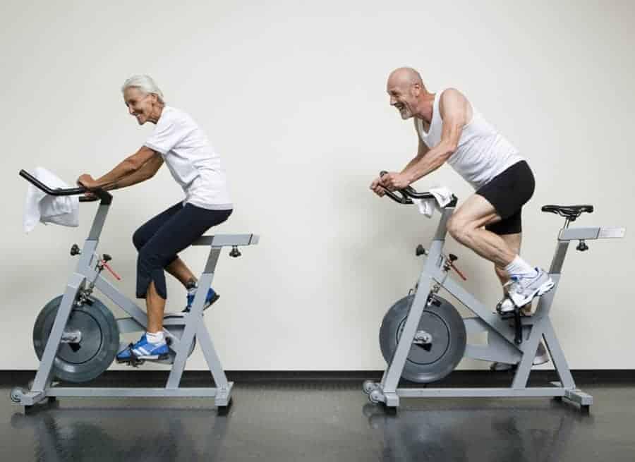 7 Benefits Of Exercise Bikes For Seniors