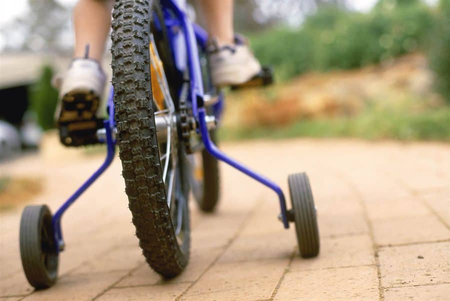 The Case For And Against Bike Training Wheels
