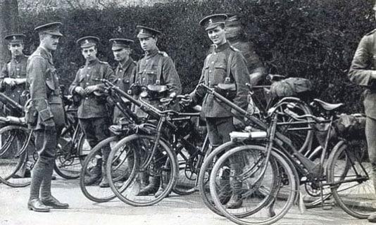 WW1 Bicycles