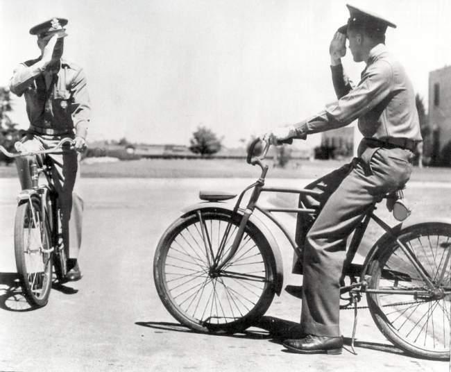 WW2 Bikes