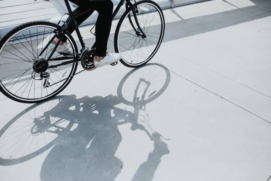 Roebling hybrid bicycle