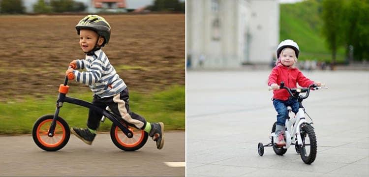 Balance Bike Traning