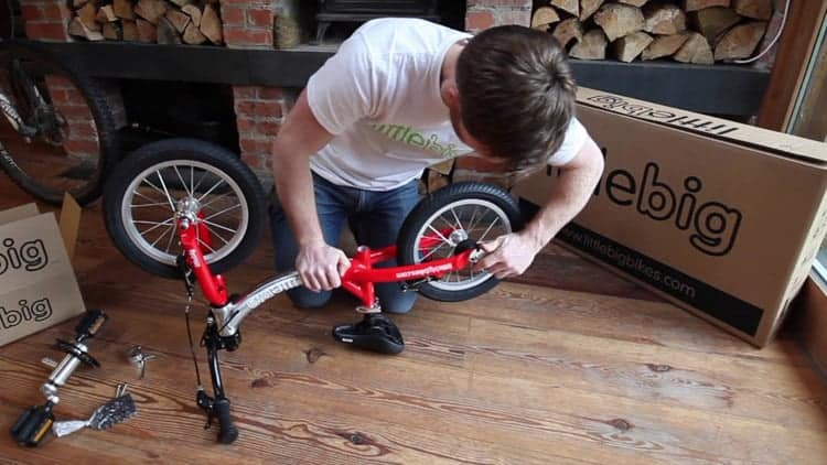Balance Bike Conversion