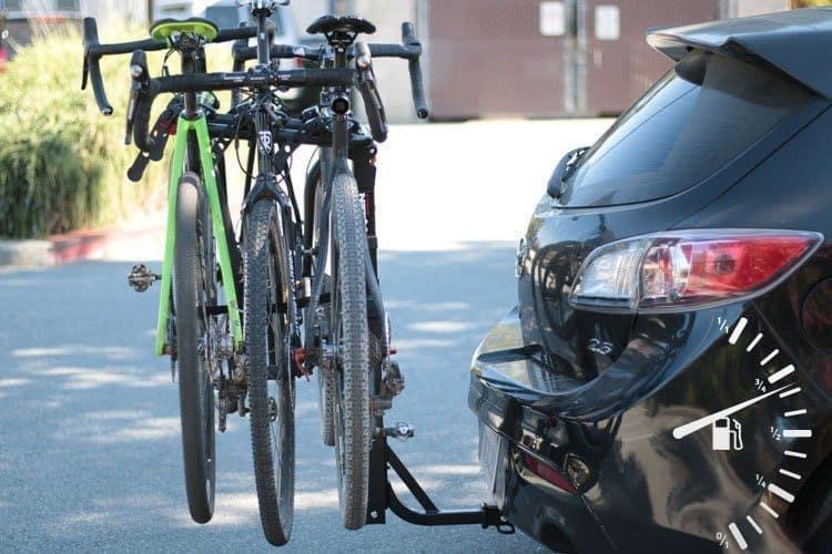 Bike Racks Fuel Efficency