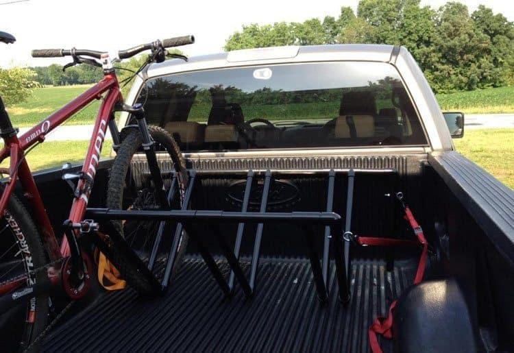 Truck Bed Bike Mounts