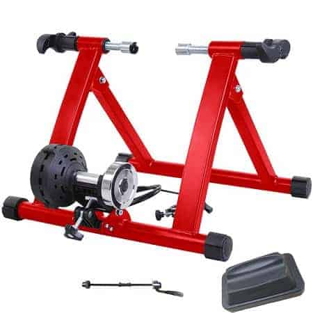 Best Indoor Bike Trainers 2020: Transform your Bicycle With a Stationary Fluid/Magnetic Stand 9