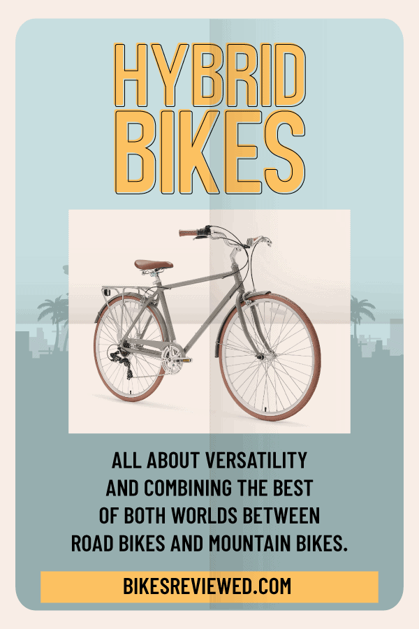 Best Hybrid Bikes: 9 Value For Money Picks For Men & Women Reviewed 8