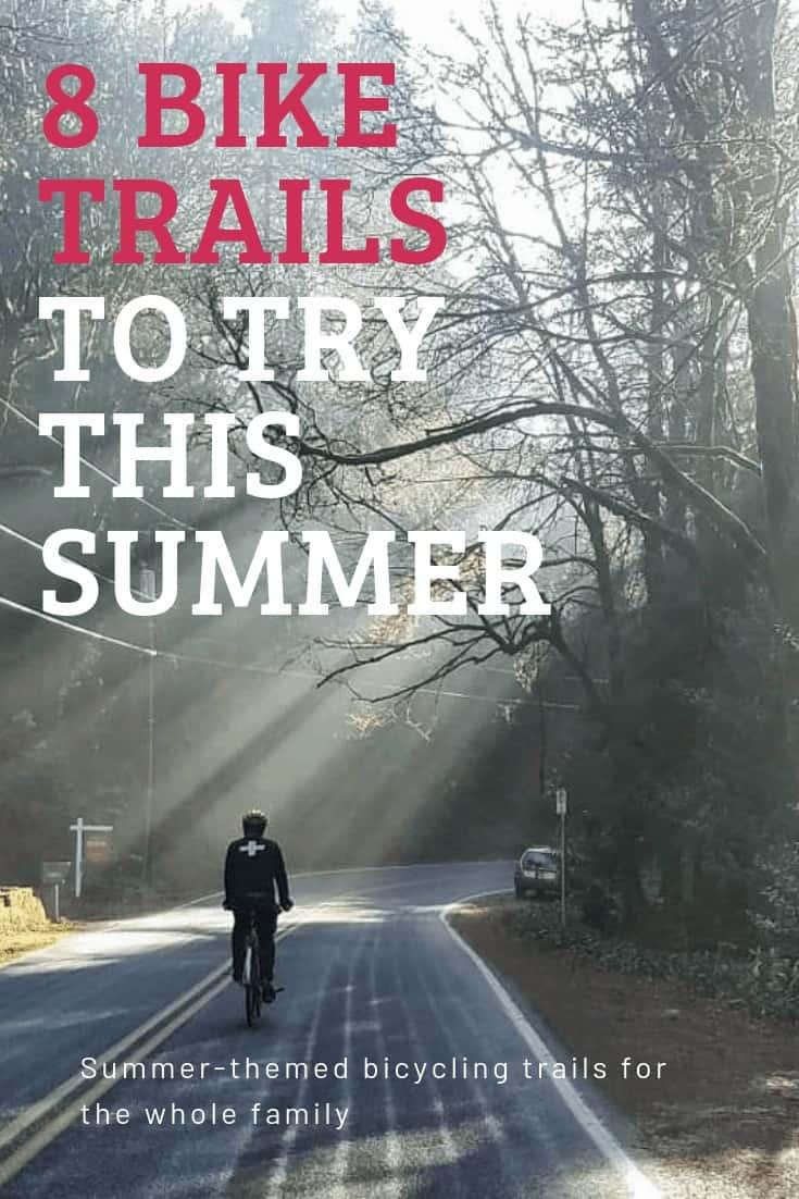 bike trail riding