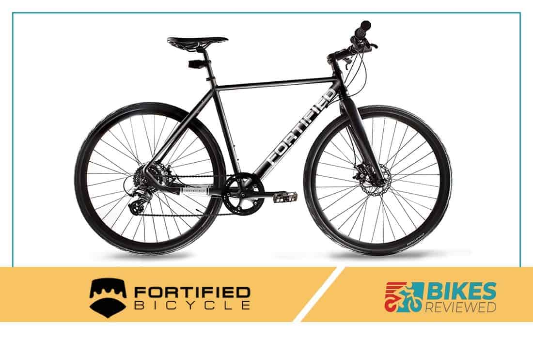 Fortified bikes