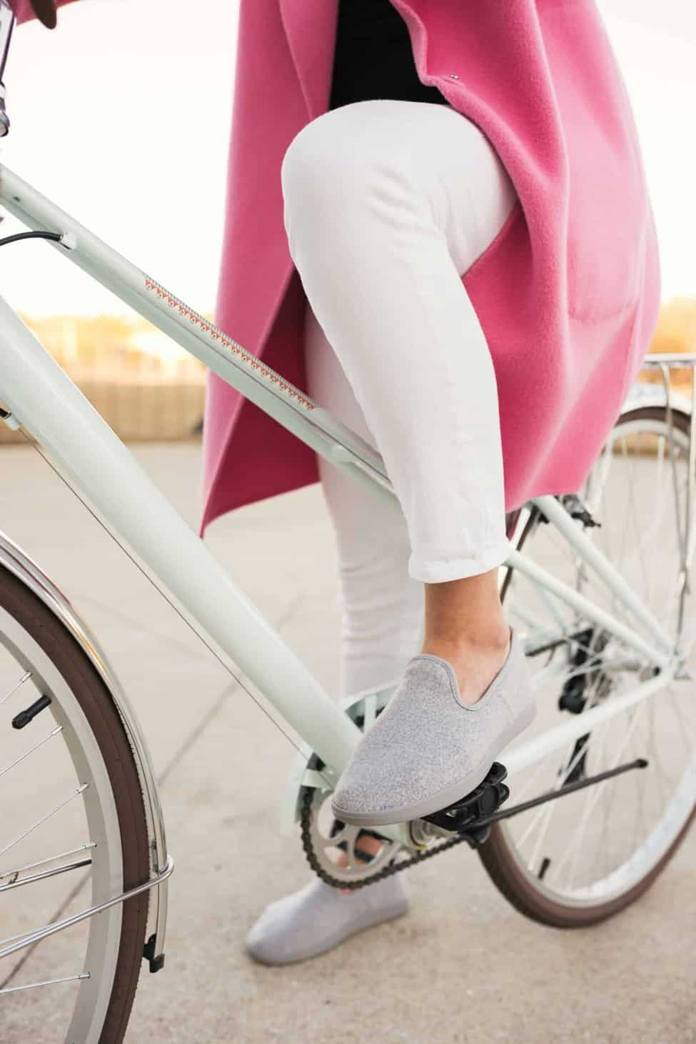 cycling for slimmer thighs