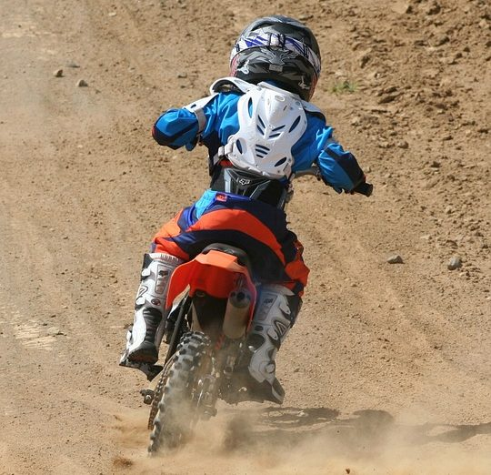 best electrical dirt bike for kids