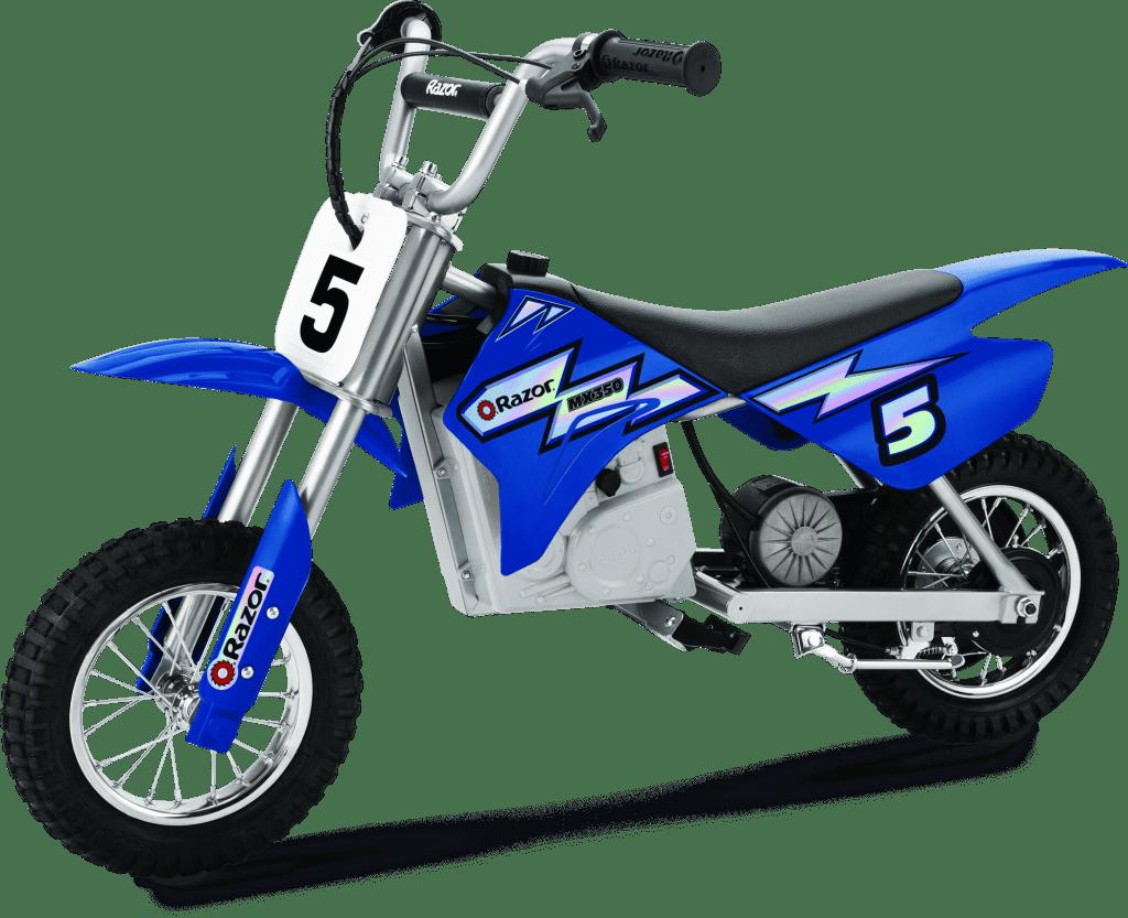 Razor MX350 Electric Dirt Bike Review 6