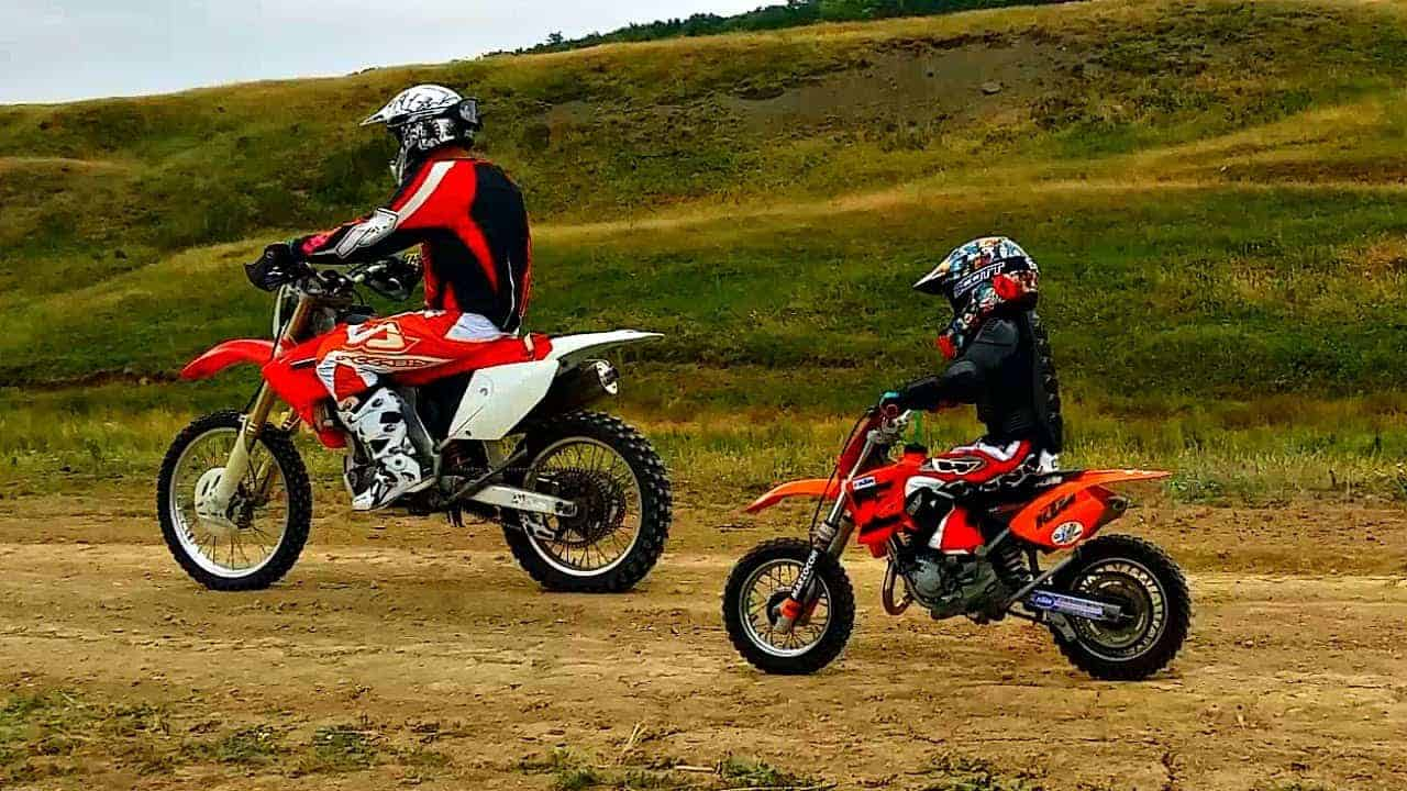 Offroad motorcycles: Best dirt bikes for beginners of all ages 13