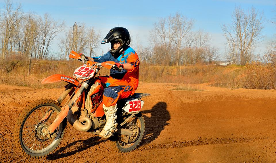 dirt bike teen