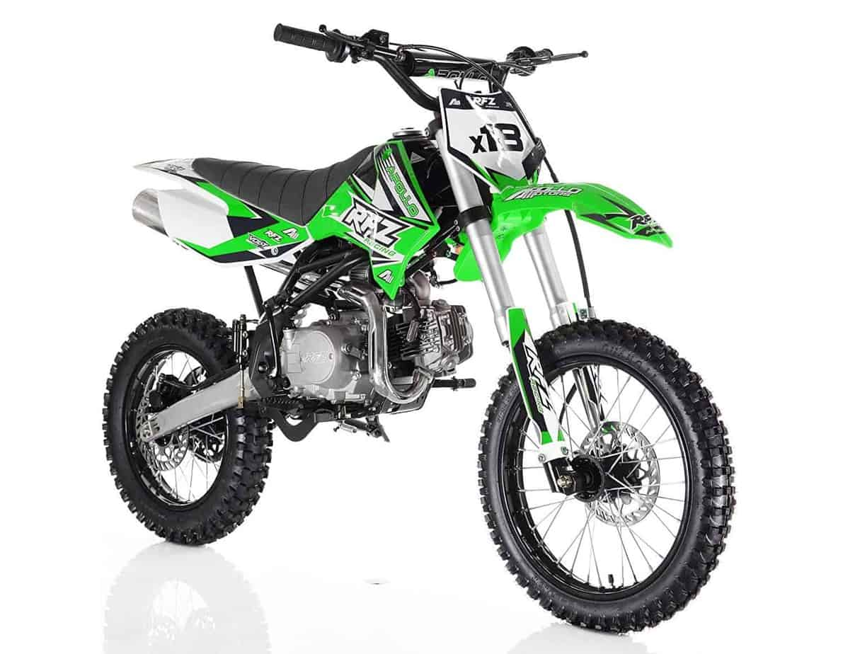Offroad motorcycles: Best dirt bikes for beginners of all ages 1
