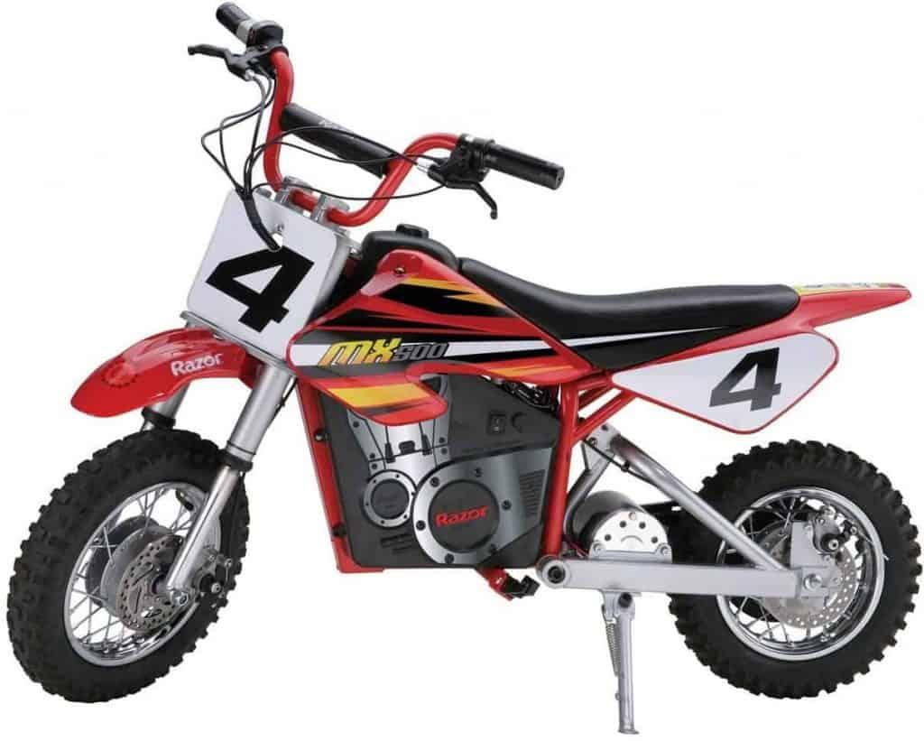 Razor MX500 Electric Dirt Bike Review 1
