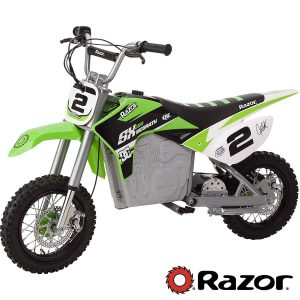 Battery powered off-road fun: Best electrical dirt bikes for kids 6