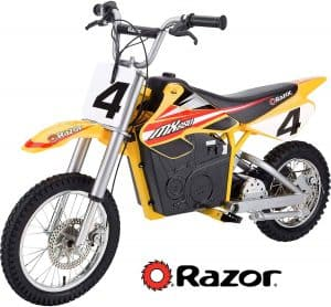 Battery powered off-road fun: Best electrical dirt bikes for kids 8