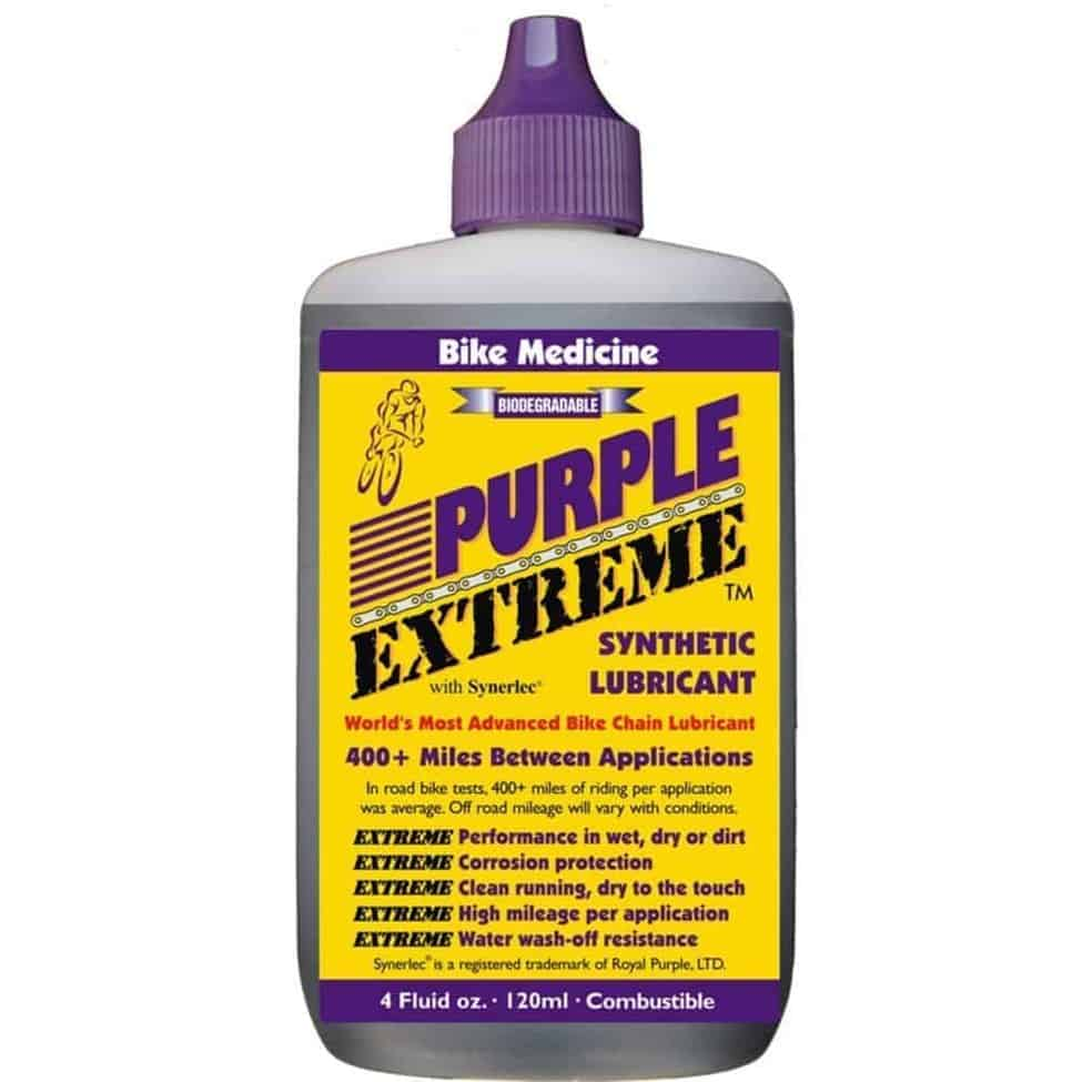 BIKE MEDICINE PURPLE LUBRICANT