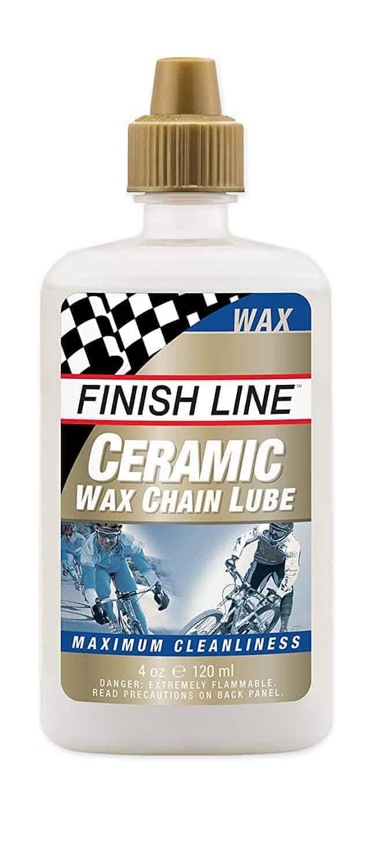 FINISH LINE CERAMIC WAX BIKE CHAIN LUBE