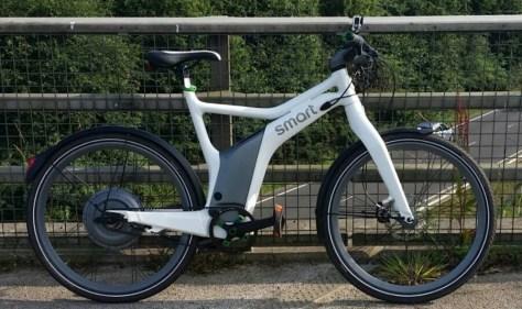 Mercedes Benz - Smart E-Bike