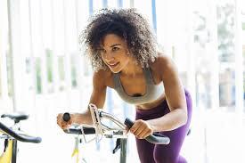 High Intensity Stationary Bike Exercise