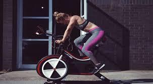 Stationary Bike Exercise Routine