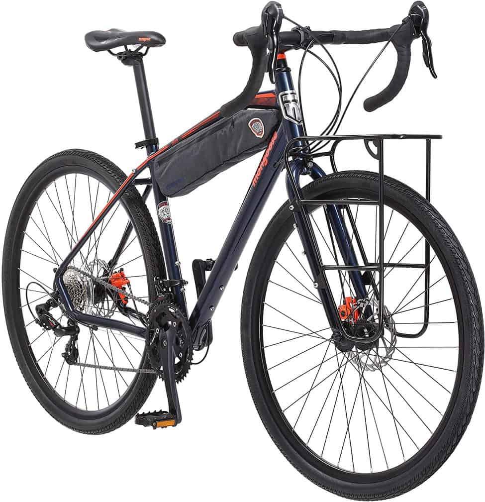 Mongoose Mens Elroy Adventure Bike