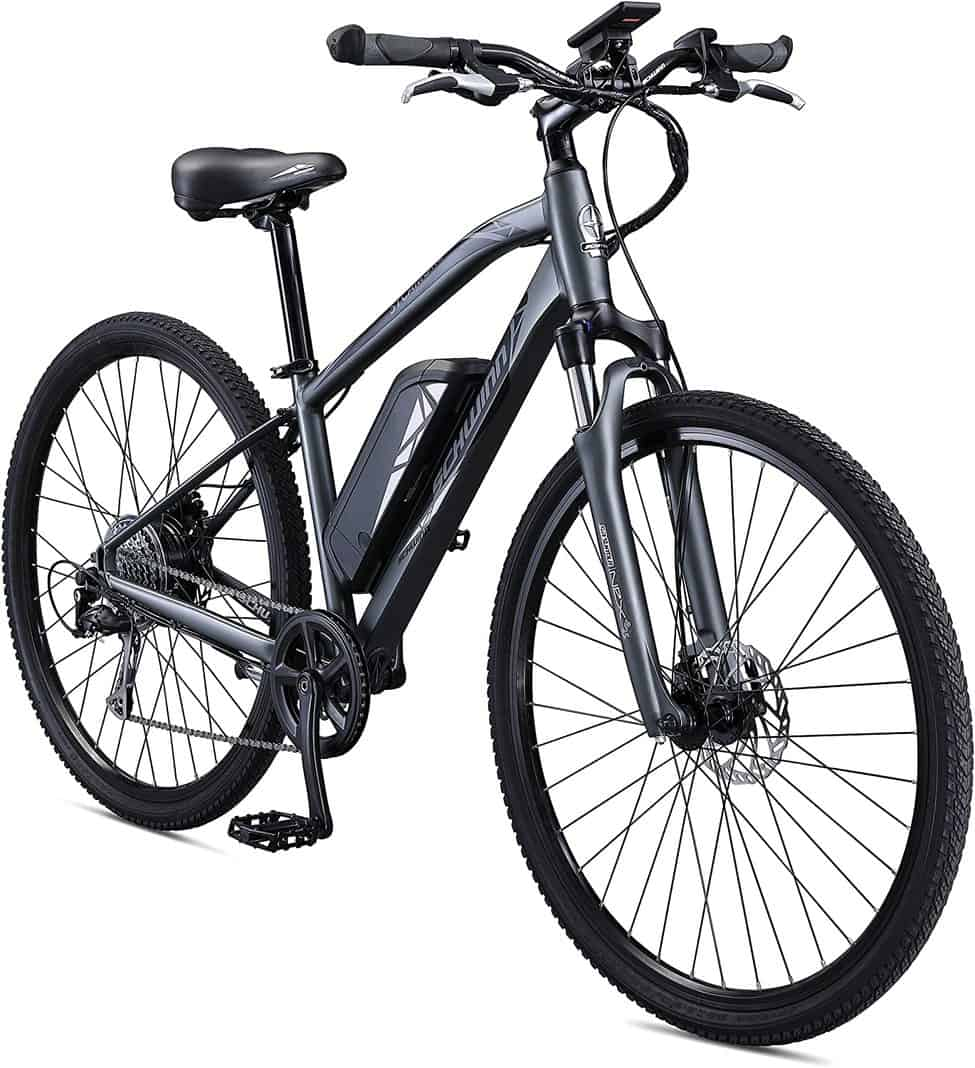 Schwinn Sycamore Mountain/Hybrid, Electric Bicycle